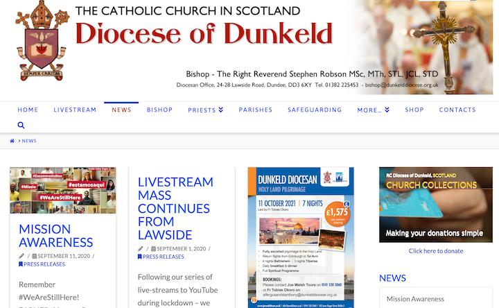 Diocese of Dunkeld
